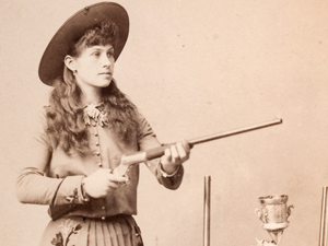 Life and Legacy of Annie Oakley