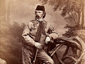 Custer in Nebraska: The Royal Buffalo Hunt of 1872