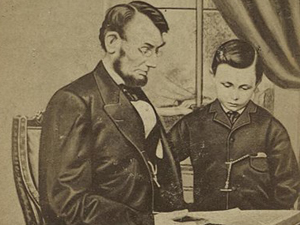 Abraham Lincoln: The Personal Side