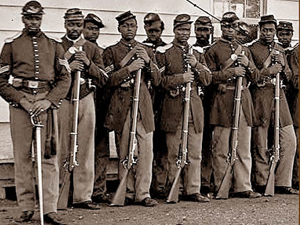 African-American Soldiers in the Civil War: Fighting on Two Fronts