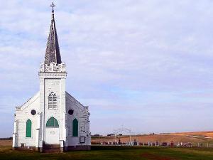 Role of Church and School in Rural Nebraska