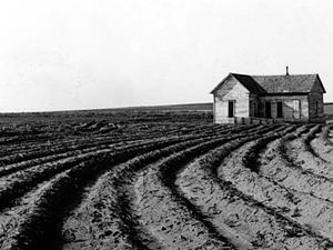 Nebraska Farm Families During the Depression