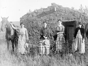 Maria Rodaway: Prairie Pioneer