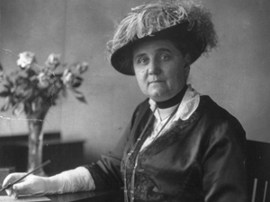 Voicing a Cause, Voicing a Self: Jane Addams of Hull House