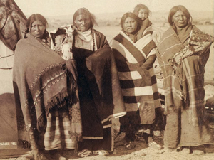 Lifestyles of Lakota Women