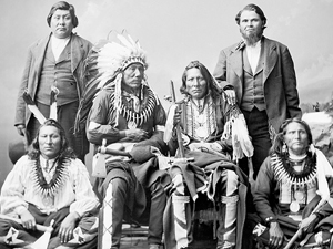 Brief History of the Five Tribes of Nebraska: Omaha, Ponca, Pawnee, Santee, and Winnebago