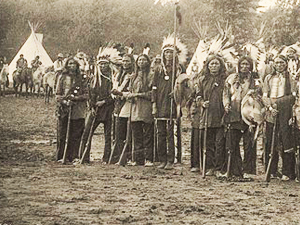 Plains Tribes and the Homestead Act