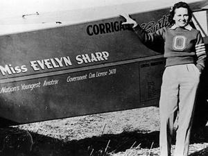 Sharpie: Nebraska's Queen of the Air