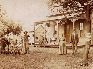 Swedish Pioneers in Nebraska