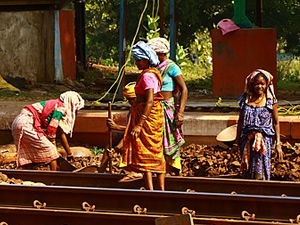 Caste, Class and Gender: Women's Work in India