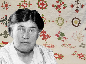 Willa Cather and Quilts