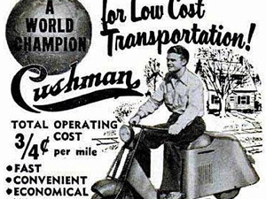 People Who Made it Work: A Centennial History of the Cushman Motor Works