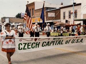 Growing up Czech in Nebraska