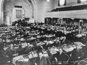 Nebraska Unicameral At Eighty: Does George Norris's Vision Still Live?