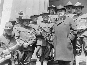 America and the Great War: 1914-1918