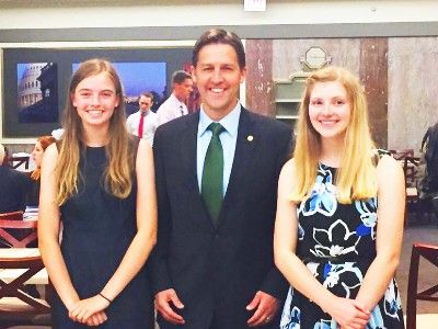 History Day Students W Sasse
